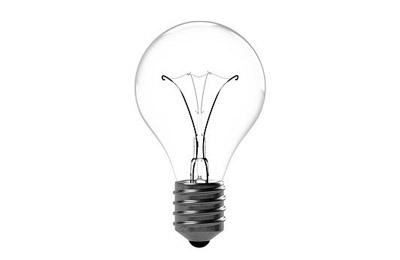 lâmpada incandescente - a evolução das lâmpadas